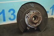 05-09 Bentley Arnage Turbo Rear Right Passenger Spindle Knuckle Hub Assembly Oem
