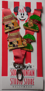 Disney Dsf Pixar Up Carl And Russell Lanyard 4 Pin Set Surprise Release Le150/300