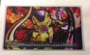 ⭐️ 1 Of Only 5 ⭐️ Dragon Ball Super Play Mat Frieza Hyper Player Celebrations
