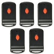 5x Garage Door Remote 300mhz For Linear Multi-code 3060 3089 4120 3083 1089