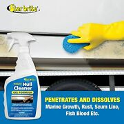 Gel Spray Formula Star Brite Instant Hull Cleaner For Boats And Vertical Surface