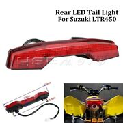 Universal Motorcycle Led Brake Tail Light Assembly For Suzuki Ltr450 Quadsport