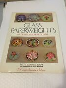Glass Paperweights Of The Bergstrom Art Center Antique Paperweight Antiques Book