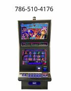 Igt G23 Slot Machine Carnival Of Mystery Free Play Handpay Coinless