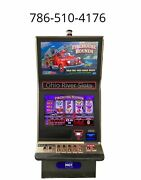 Igt G23 Slot Machine Firehouse Hounds Free Play Handpay Coinless