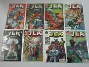 Jla Comic Lot 48 Different From 2-55 8.0 Vf 1997-2001