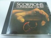 Scorpions – Lonesome Crow 1972 1st Rare West Germany Polygram Top Cd