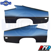 70-71 Torino Fastback Oe Style Rear Quarter Panel Ford Licensed Product - Amd Pr