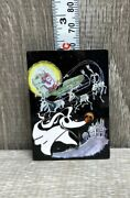 2001 Haunted Mansion Holiday Stretching Portrait 1 Jack And Zero Disney Pin 7537