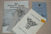 1966 1967 West Point Booklets Usma Cadets Activities Reading List Debatetourna