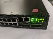 Dell N3048p Layer 3 Switch 48 Ports Manageable 1x Power Supply 1x Rail Kit 5rn1m