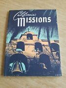 California's Missions 1970 Edited By Ralph B. Wright, Illust. By Herbert C Hahn