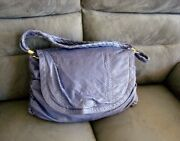 Sac Bag Besace Travel Bag Tod`s Tods Tod S T1 18 Python Veritable Comme Neuf