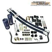 Ridetech 1955 1956 1957 Chevy Small Block Streetgrip Suspension System 11015010