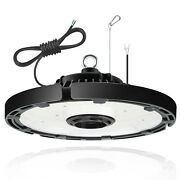 Ul 30pcs 200 Watt Ufo Led Light High Bay Replace 1000watts Mh Warehouse Lighting