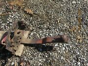 Ford 8n9n Jubnaa600601 2000 Tractor Drawbar Front And Rear Bracket Hanger