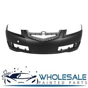 For 2007-2008 Acura Tl Front Bumper Cover Painted To Match Ac1000160