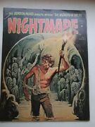 Skywald Nightmare 11, The Wetness In The Pit, Ghouls In Cave Cover, 1973, Fn