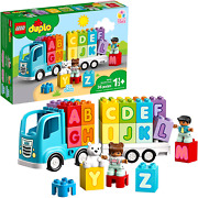 Lego Duplo My First Alphabet Truck Abc Letters Learning Toy Building Educational