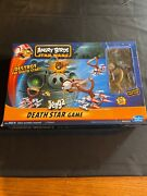 Angry Birds Star Wars Jenga Death Star Game With Exclusive Chewy Figure