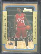 2003-04 Bowman Rookies And Stars Gold 123 Lebron James