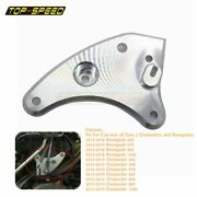 Silver Shift Arm Base Shifter Bracket For Can-am All Gen 2 Outlander And Renegades