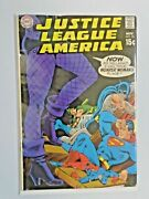 Justice League Of America 75 2nd Appearance New Green Arrow Costume 6.0 1969