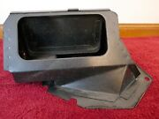 C2 1963-1967 Corvette Orig Used Ac Fresh Air Duct Right Side