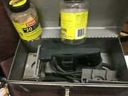 Porter Cable Model 556 Plate Joiner Biscuit Cutter And Case Gs