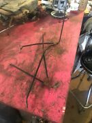 2007 Honda Trx250 Recon Front Fender Support Brackets Used Pair Left Right