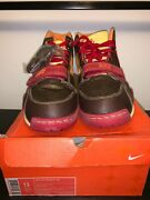 2005 Nike Air Trainer 1 Sb Huf Gold Digger Brown Gold Red Sz 13 306193 261