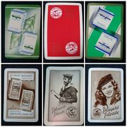 Vintage Playing Cards Players Cigarettes Pack Deck Advertising Tobacciana 1920s