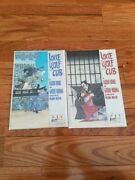First Comics Lone Wolf And Cub 3 And 6 Comic Book Lot 2