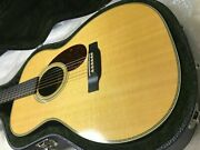 Martin Om-28 Usa Acoustic Guitar With Hard Case America 2016