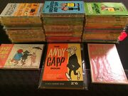 Andy Capp Paperback Books - Fawcett Lot - Rare Complete Set - Great Condition