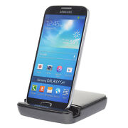 Samsung Charger Cradle Smart Multi Function Dock For Galaxy S3 S4 Charging Stat