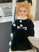 Seymour Mann Historical Doll Plus Doll Stand Certificate Limited Addition Rare