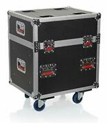 G-tour Case To Hold Six 24″ Truss Base Plates. Lifetime Warranty. New