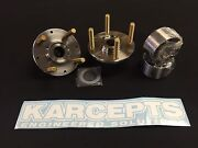 Karcepts 36mm K Swap Wheel Hubs And Bearings For 92-00 Civic W Small Size Brakes