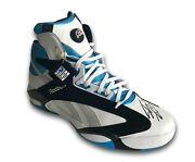 Shaquille Oand039neal Signed Rookie Reebok Size 22 Shoe Coa Magic Lakers Autograph