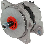3-wire Hookup High Amp Alternator Fits Delco 21si Ford Gmc Chevy Caterpillar