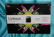 """Linksys Wi-fi Router N600 Dual Band Multipleusere2500 """"factorynewwow Sale"""