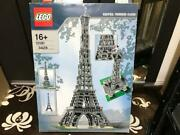 Lego 10181 Large Scale Models Buildings Eiffel Tower Used Free Ship Jp