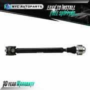 29 15/16 Front Prop Drive Shaft For 1996 1997 Jeep Grand Cherokee 4wd 5.2l V8
