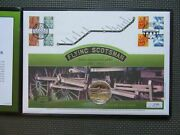 2013 The Flying Scotsman 90th Anniversary Silver Andpound5 Coin Cover - Ltd Edition 750