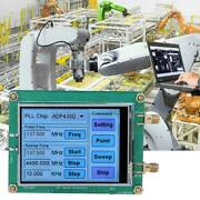 Adf4350/adf4351 Signal Generator Full Touch Screen Rf Sweep Frequency+data Cable