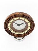 Very Rare Jaeger-le Coultre Table Clock Made Around 40and039s Art Deco