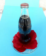 Coca-cola 35. Years In Croatiia - Limited Anniversary Edition 2003. Full Bottle