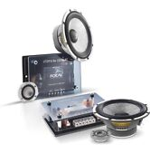 New Made In France Focal 165w-rc Hi-end Component 6.5 Free Ems Worldwide Shiping