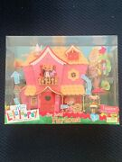 Lalaloopsy Sew Sweet Treehouse New In Original Packaging Unopened